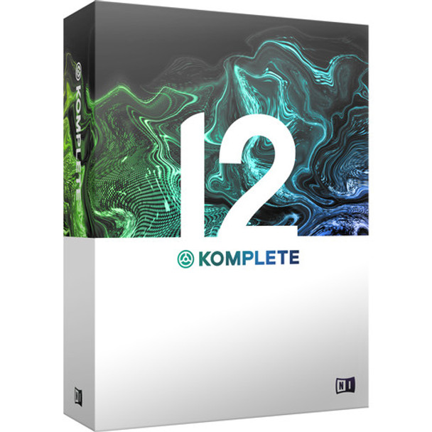 Native Instruments KOMPLETE 12 - Virtual Instruments and Effects Collection (Update)