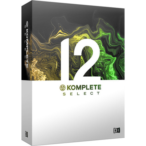 Native Instruments KOMPLETE 12 SELECT - Virtual Instruments and Effects Collection