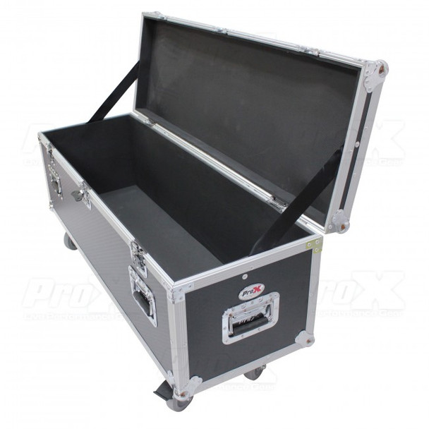 "ProX Utility Storage Case W/4, 4"" Wheels 16""x16""x47.5"" - 6 Cu. Ft."