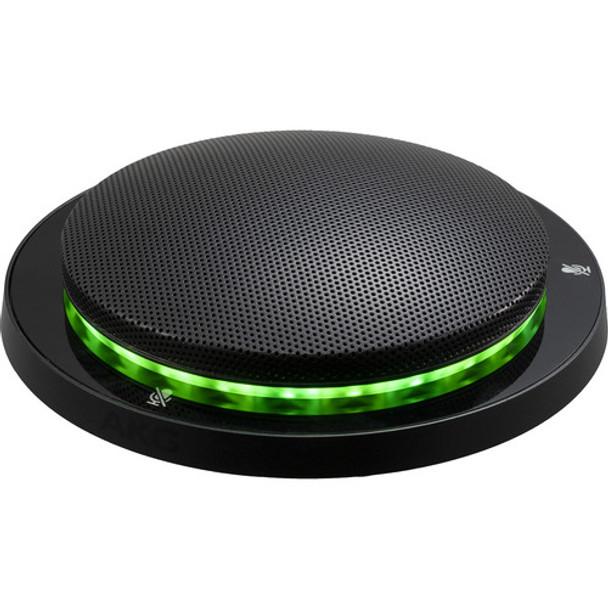 AKG CBL201 Double Element, Low-Profile Boundary Layer Microphone (Black)