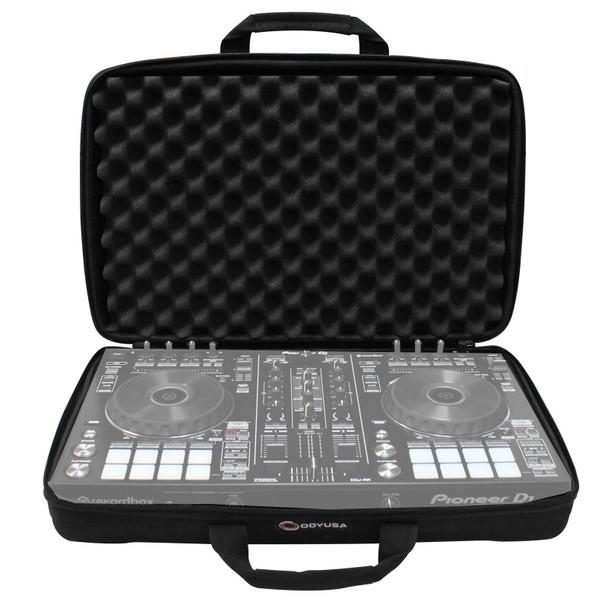 Odyssey BMSLDJCS Streemline Series Small Universal DJ Controller / Utility EVA Molded Carrying Bag