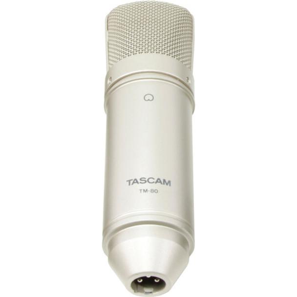 Tascam TM-80 Studio Condenser Microphone