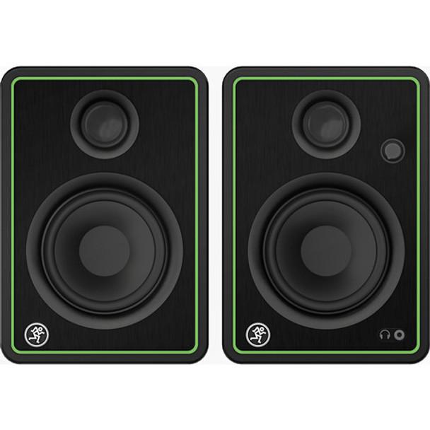 Mackie Four Inch Multimedia Monitors (Pair)