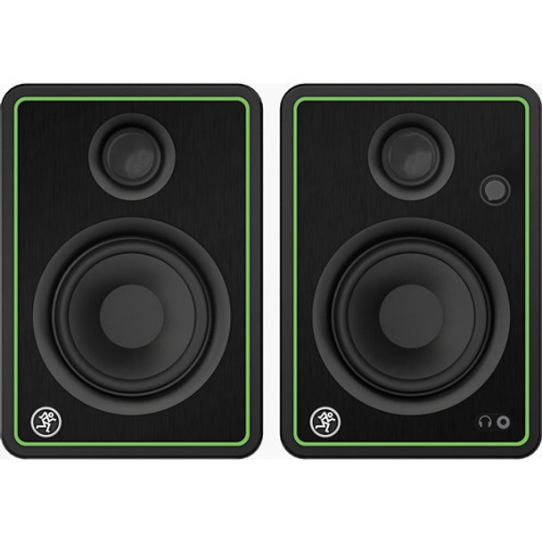 Mackie Four Inch Multimedia Monitors with Bluetooth (Pair)