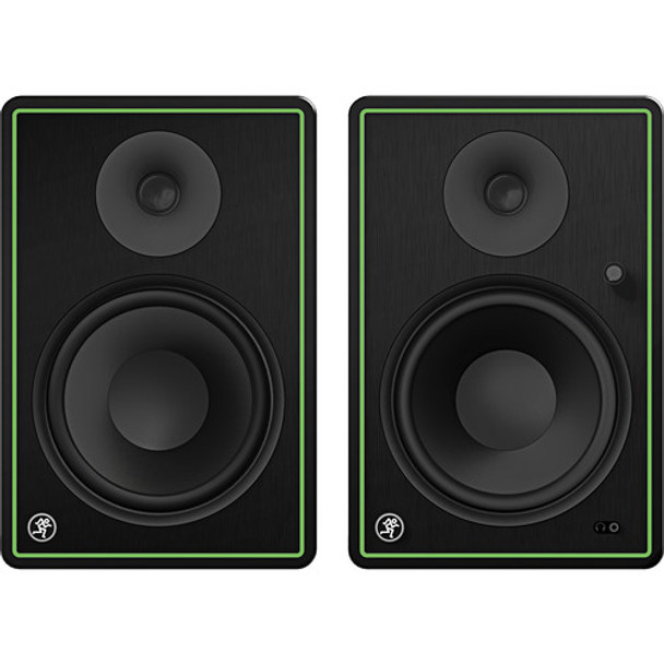 """Mackie CR8-XBT Creative Reference Series 8"""" Multimedia Monitors with Bluetooth (Pair)"""