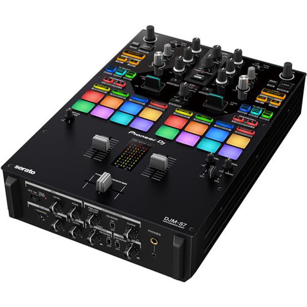 Pioneer DJ DJM-S7 2-Channel DJ Battle Mixer