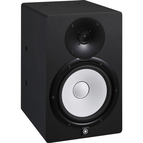 Yamaha HS8I 2-Way Bi-Amp Powered Studio Monitor (Black)