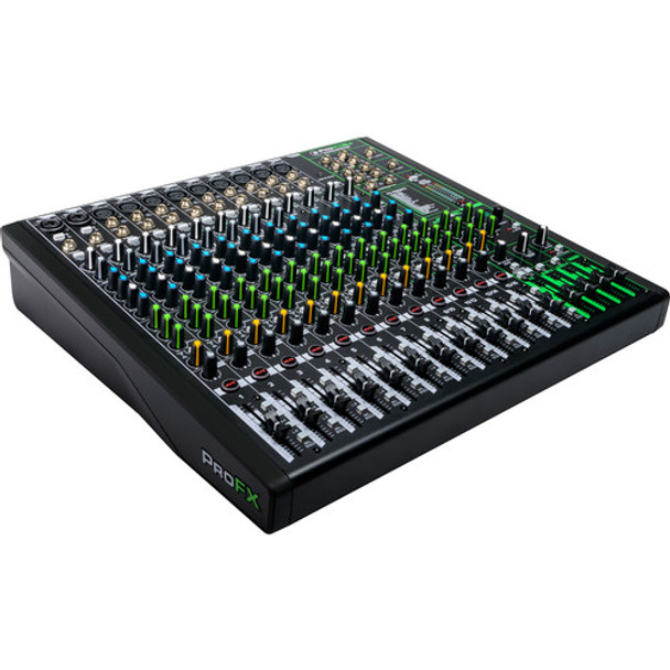 Mackie ProFX16v3 16-Channel Sound Reinforcement Mixer with Built-In FX