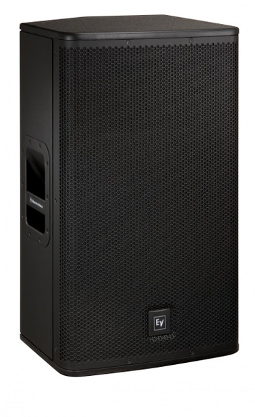 "EV ELX115P 15"" Two-Way Powered Loudspeaker Front View"