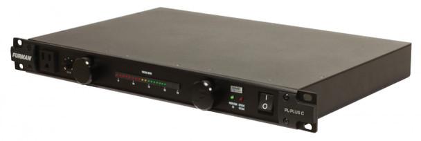 Furman PL-PLUS C Power Conditioner Angle