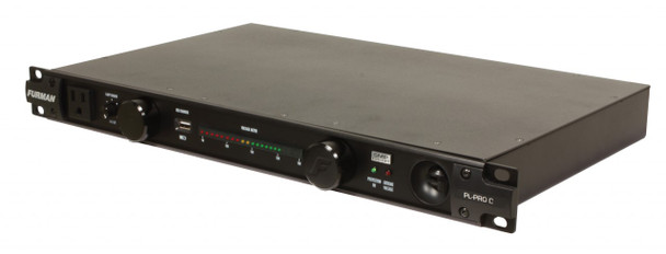 Furman PL-PRO C Power Conditioner Angle