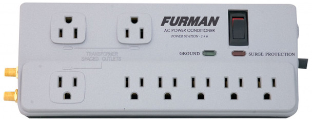 Furman PST-2+6 Power Station Top