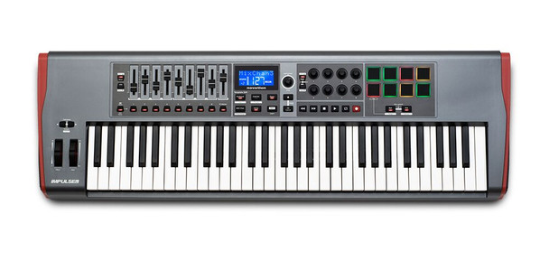 Novation Impulse 61 Keyboard Controller