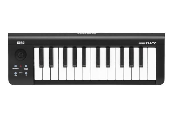 Korg MICROKEY 25 Micro USB MIDI Keyboard