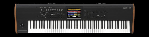 Korg KRONOS7 X 88-Key Music Workstation