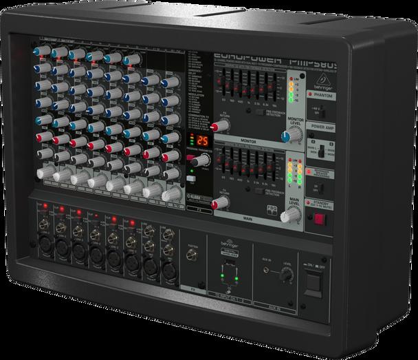 Behringer PMP580S 500-Watt 10-Channel Powered Mixer