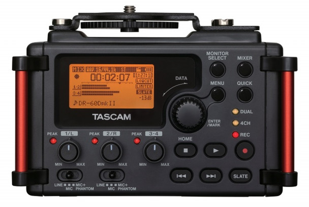 Tascam DR-60DMKll 4-track Portable Recorder for DSLR
