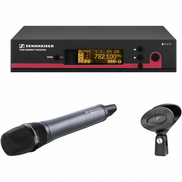 Sennheiser EW135G3-A Us Handheld Cardioid Ew System