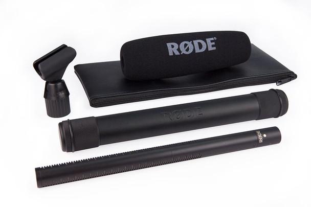Rode NTG3B Condenser Shotgun Microphone - Black