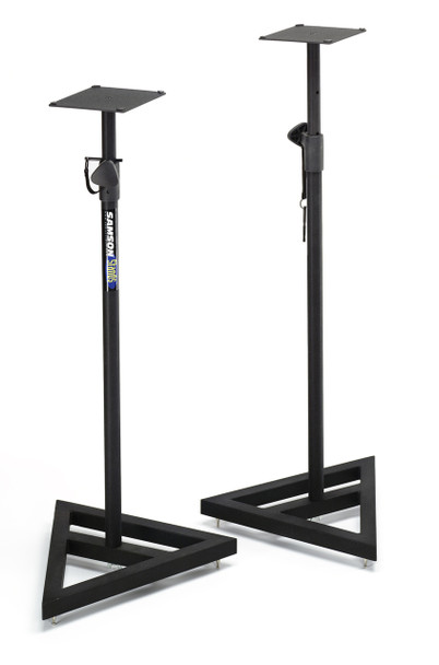 Samson SAMS200 Heavy Duty Monitor Stands (pair)