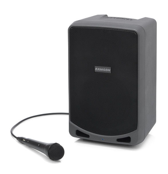 Samson Expedition XP106 Rechargeable Portable PA Speaker with Bluetooth