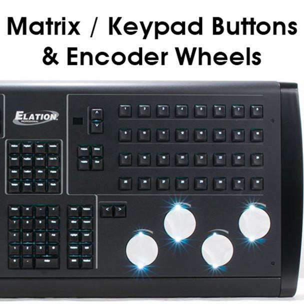 Elation MID557 Midi/USB Controller Interface