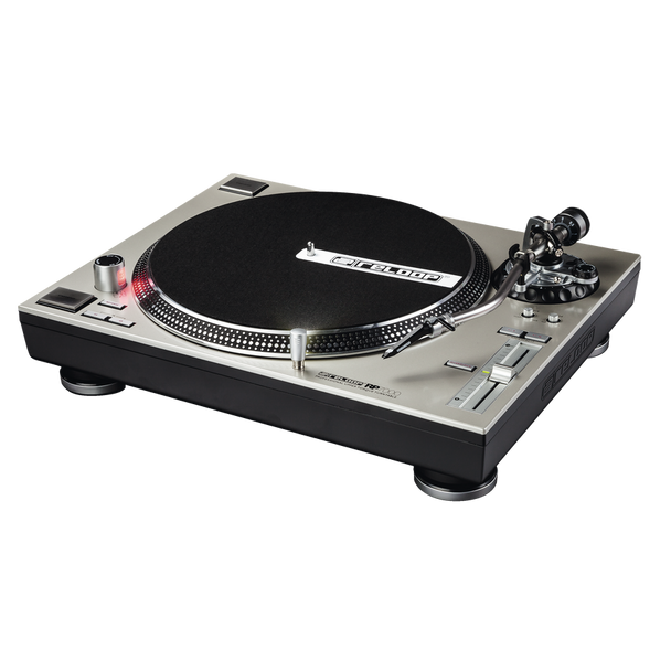 Reloop RP-7000 Direct Drive High-Torque Turntable - Silver