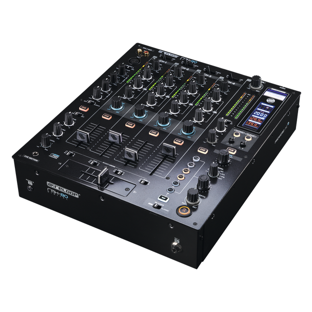 Reloop RMX-80-Digital 4+1 Channel Professional Performance Club Mixer