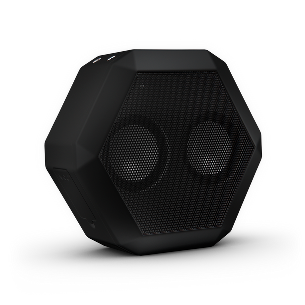 Boombotix Rex Bluetooth Speaker- Black
