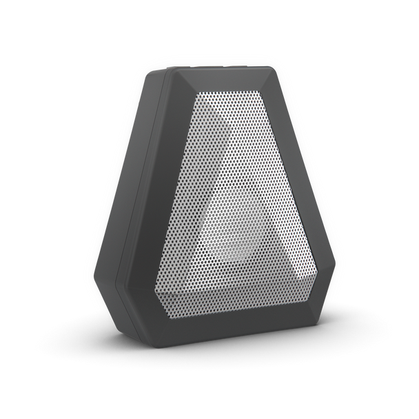 Boombot MINI Compact Bluetooth Speaker- Gunmetal Gray
