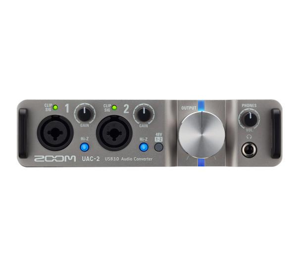 ZUAC2 USB 3.0 Audio Interface