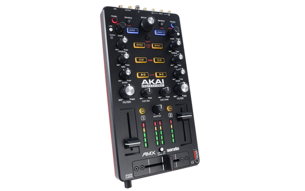 AMX Mixing Surface with Audio Interface for Serato DJ
