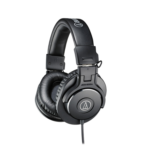ATH-M30X Closed-Back Dynamic Monitor Headphones
