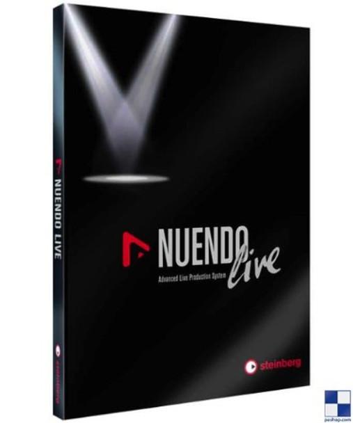 Steinberg 502028124 Live Professional Multitrack Live Recording Software