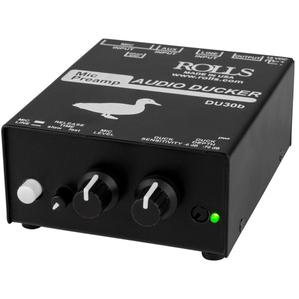 DU30b Mic Preamp/Audio Ducker