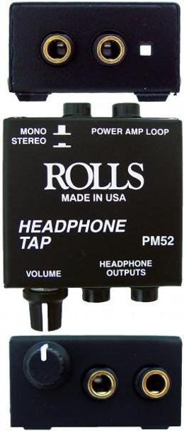 PM52 Headphone Tap