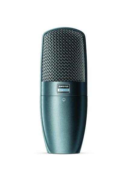 Shure BETA 27 Supercardioid Condenser Microphone