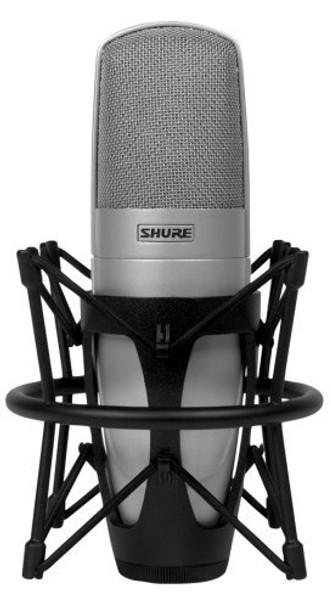 Shure KSM32/SL Studio Condenser Microphone - Champagne