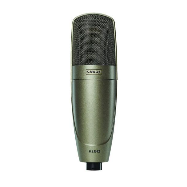 Shure KSM42/SG Side-Address Condenser Vocal Microphone