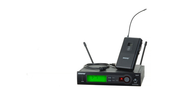 Shure SLX14/85-G4 Wireless Microphone System