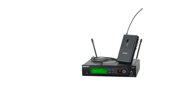 Shure SLX14/93-G4 Wireless Microphone System