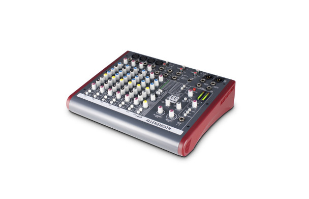 AH-ZED10FX 4 Mono Mic/Lines with 2 Active D.I., 3 Stereo Line Inputs and Onboard Effects