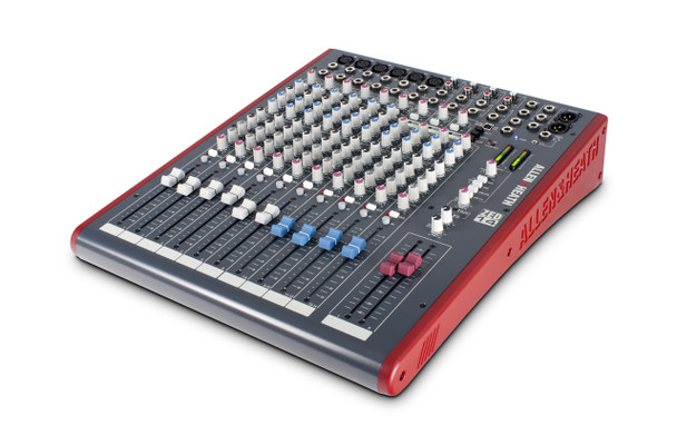 AH-ZED14 14-Channel Recording and Live Sound Mixer with USB Connection