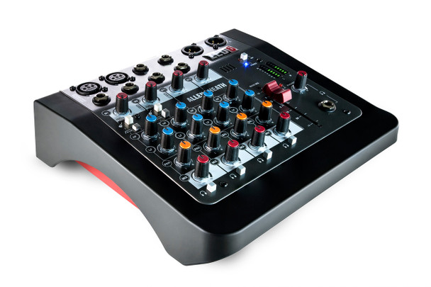 AH-ZED6 6-Channel Live Analog Mixer