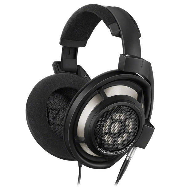 Sennheiser HD 800 S High Resolution Headphones Angle