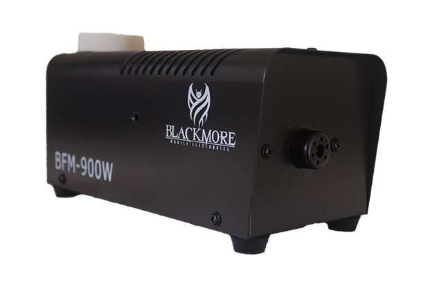 blackmore bfm-900w fog machine