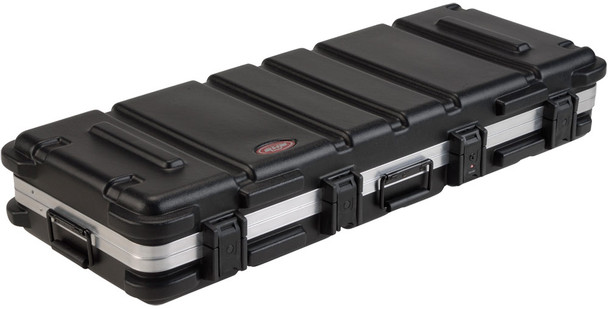 SKB ATA 61-Note Keyboard Case with Wheels + TSA Locking Latch