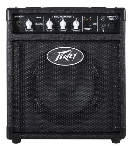 Max 158 Bass Amplifier