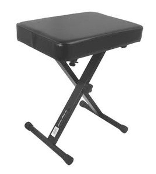 On-Stage Stands KT7800 Three-Position X-Style Bench