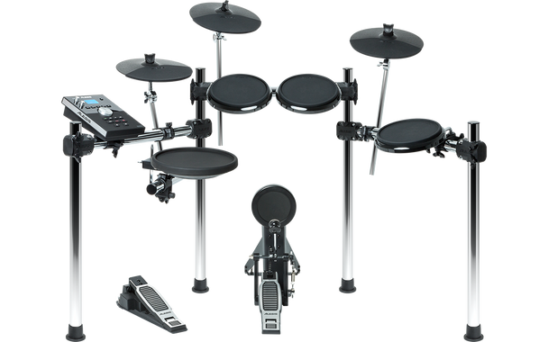 Alesis FORGE KIT Eight-Piece Drum Kit with Forge Drum Module